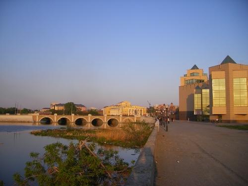 челябинск мост кирова