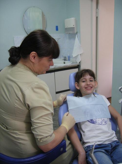 профессиональная гигиена для детей