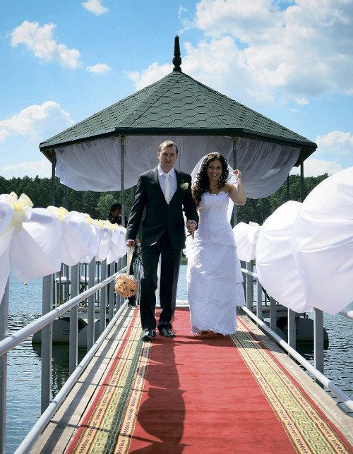 лесная сказка свадьба